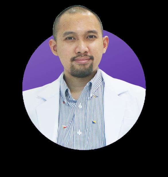 Dr Ibrahim Agung, SpKFR