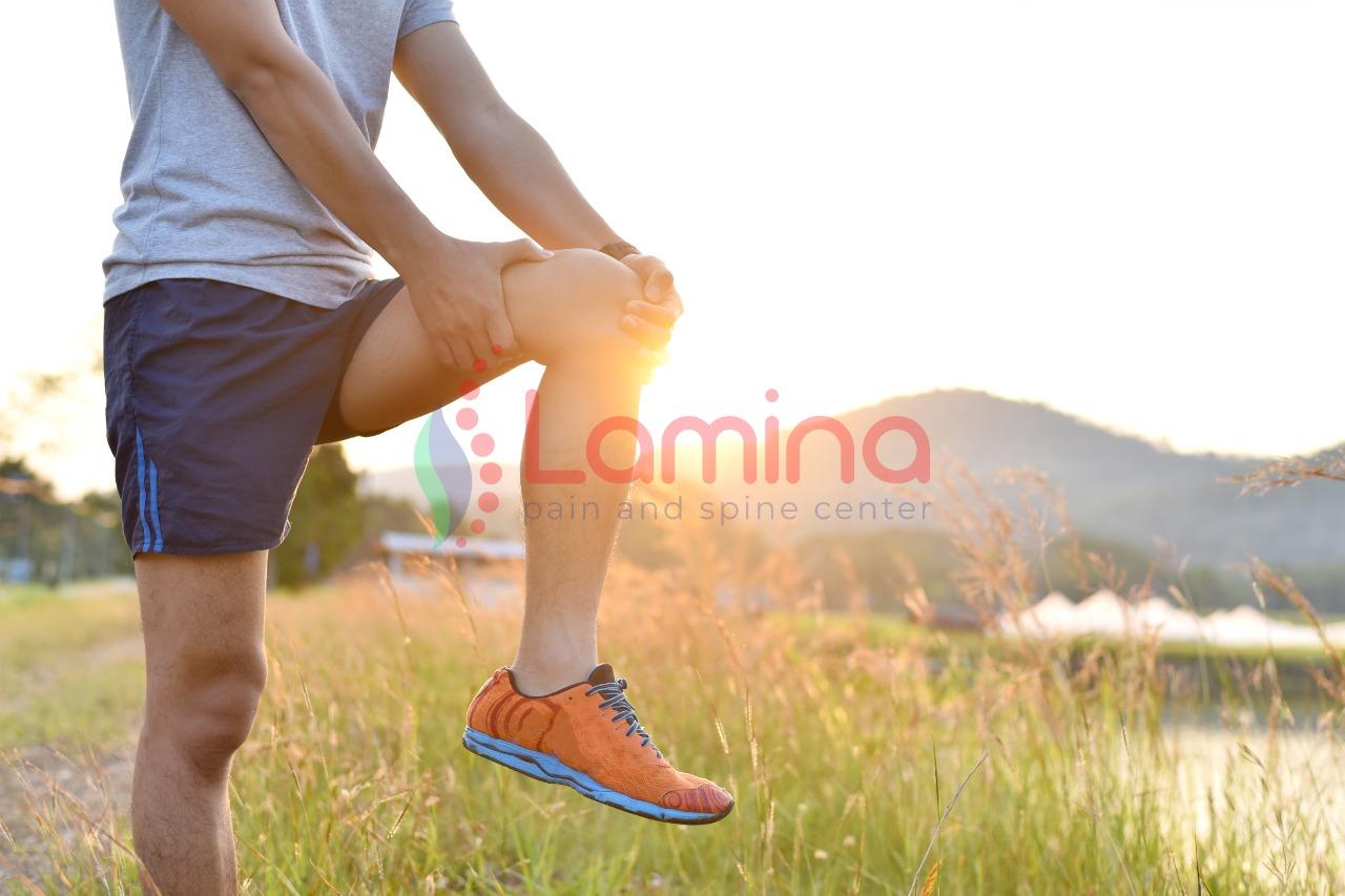 Lutut sakit saat lari