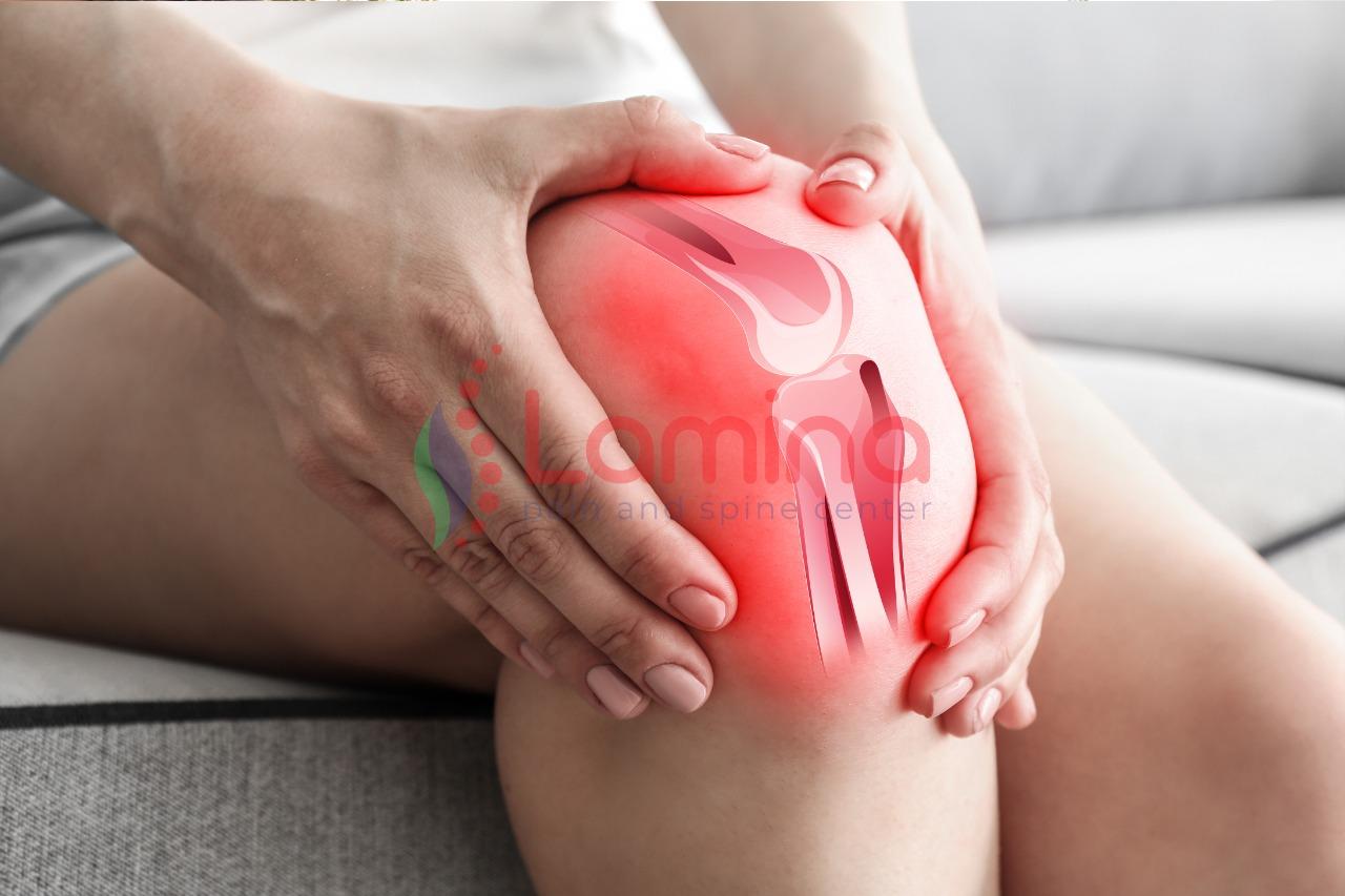 Pengapuran sendi lutut