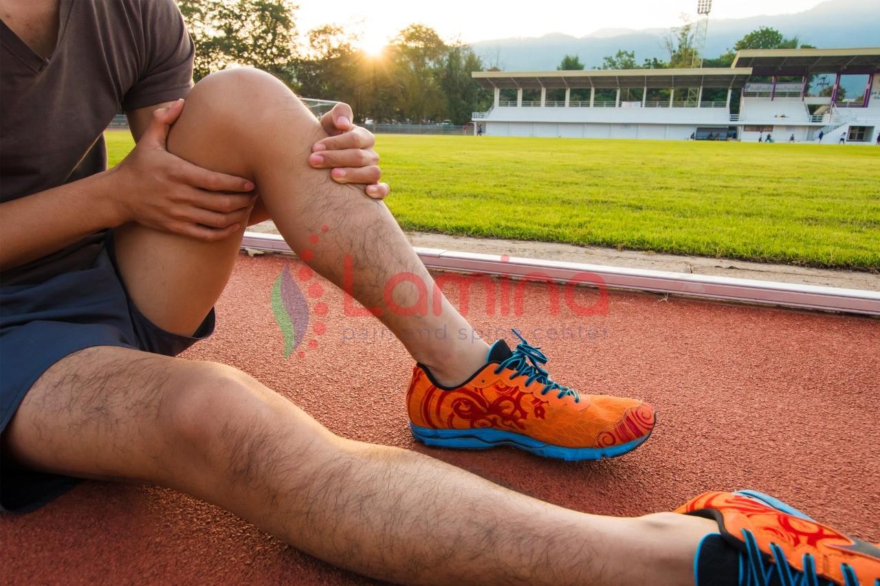 Sakit di belakang lutut