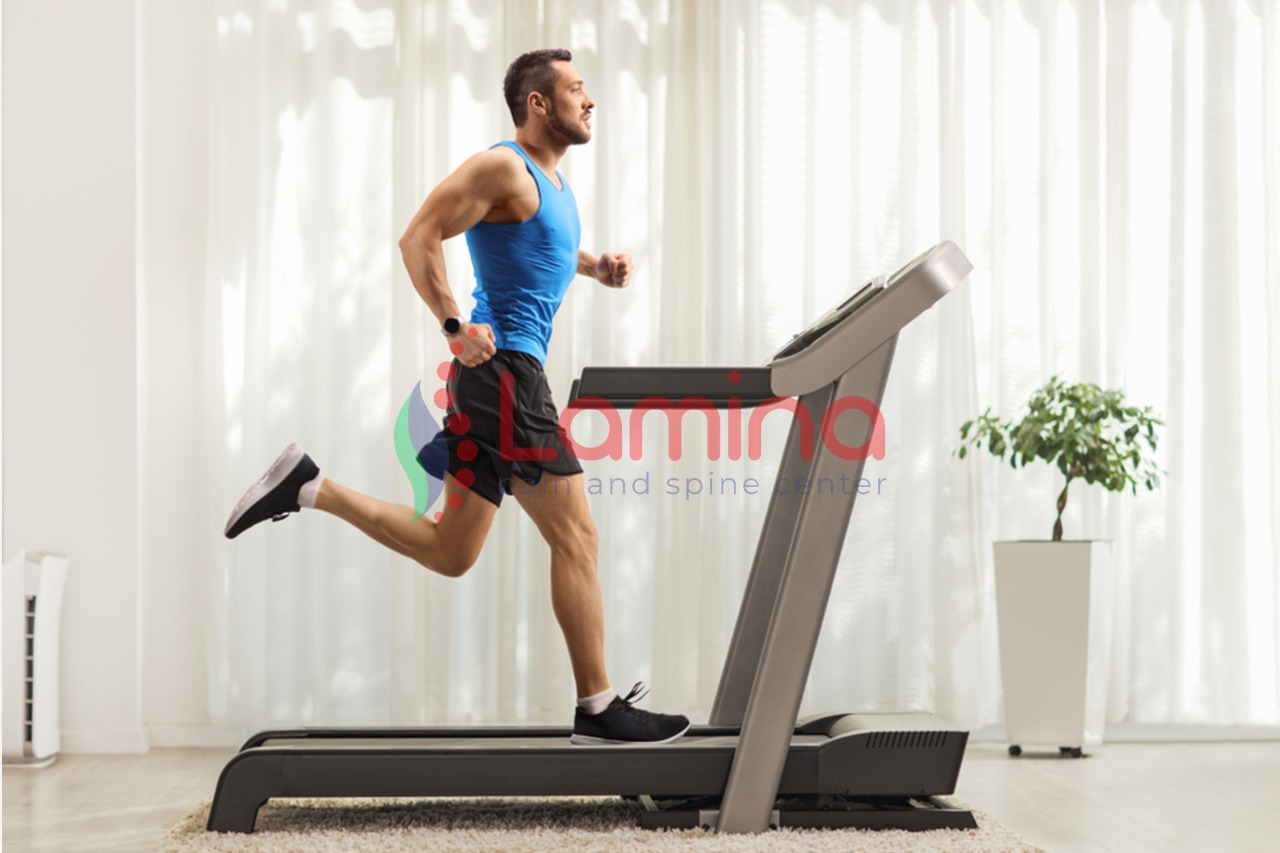 manfaat treadmill pada sendi
