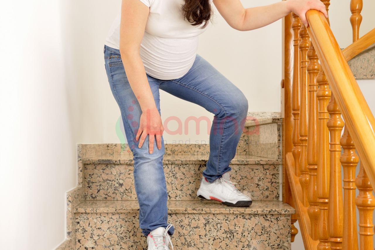 sakit lutut saat hamil